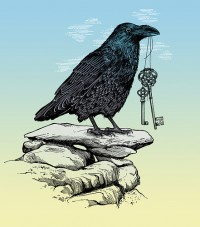 crow,illustration,keys-d958f8db8b596d204151d423e2a8c1cf_h