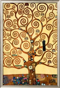 The Tree of Life, Stoclet Frieze, c.1909-1