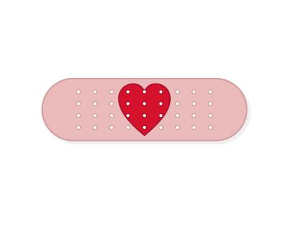 heart-band-aid